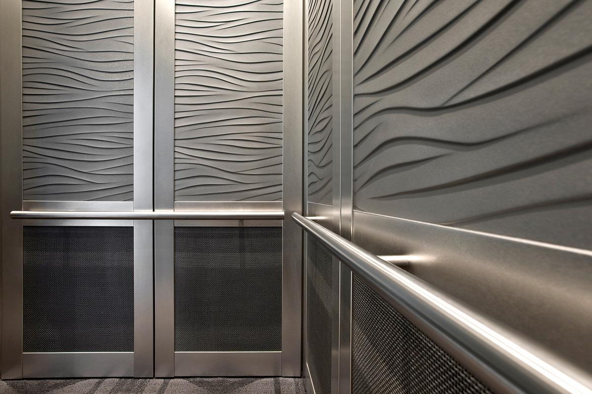 Cabforms 2000 N Elevator Interiors Allied Metal Group