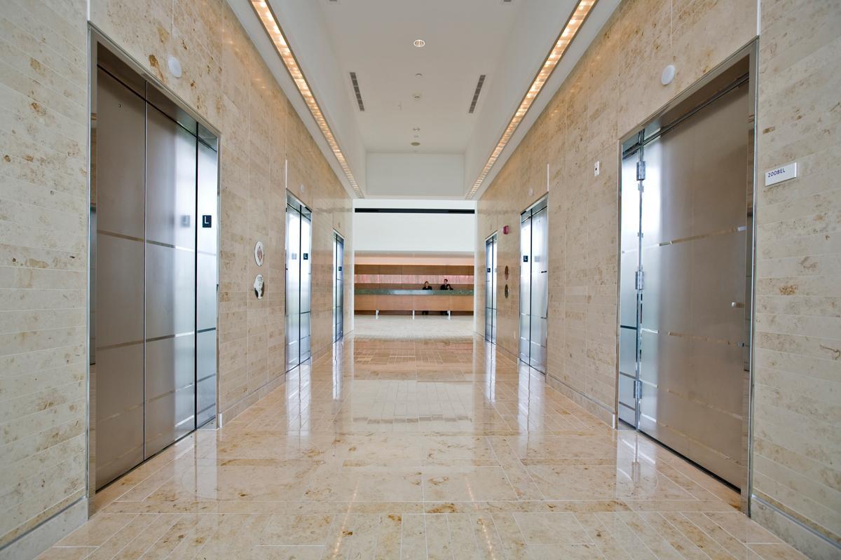 Elevator Doors In Stainless Steel Allied Metal Group