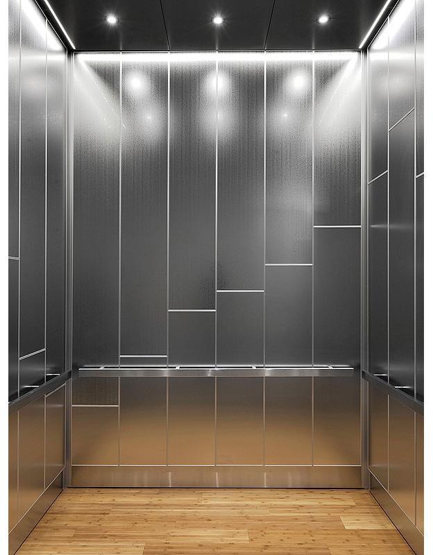 Levele 108 Elevator Interiors Allied Metal Group